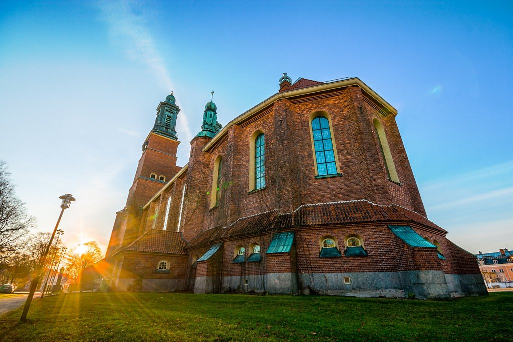 Klosters kyrka (HDR)