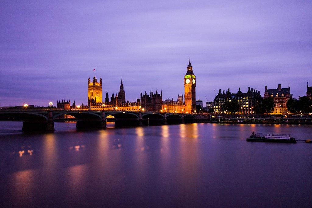 Big Ben & The River Thames